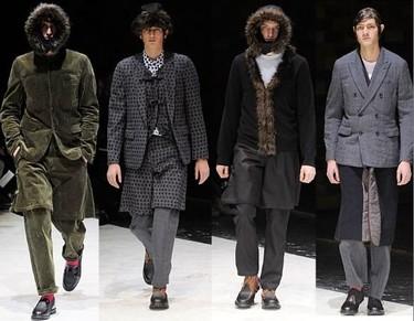 Winter shorts, ¿te atreves con la tendencia 'de corto'? (parte I)