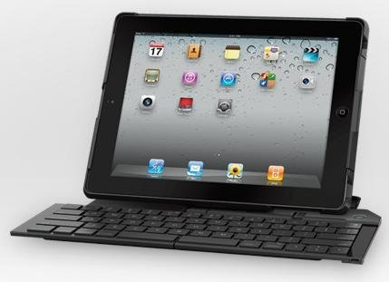 Teclado desplegable para iPad Logitech