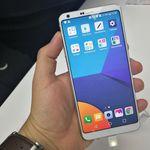 LG G6, primeras impresiones