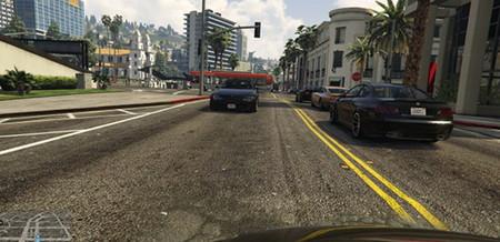 El vídeo que te enganchará todo el día: una AI básica aprendiendo a conducir en GTA V