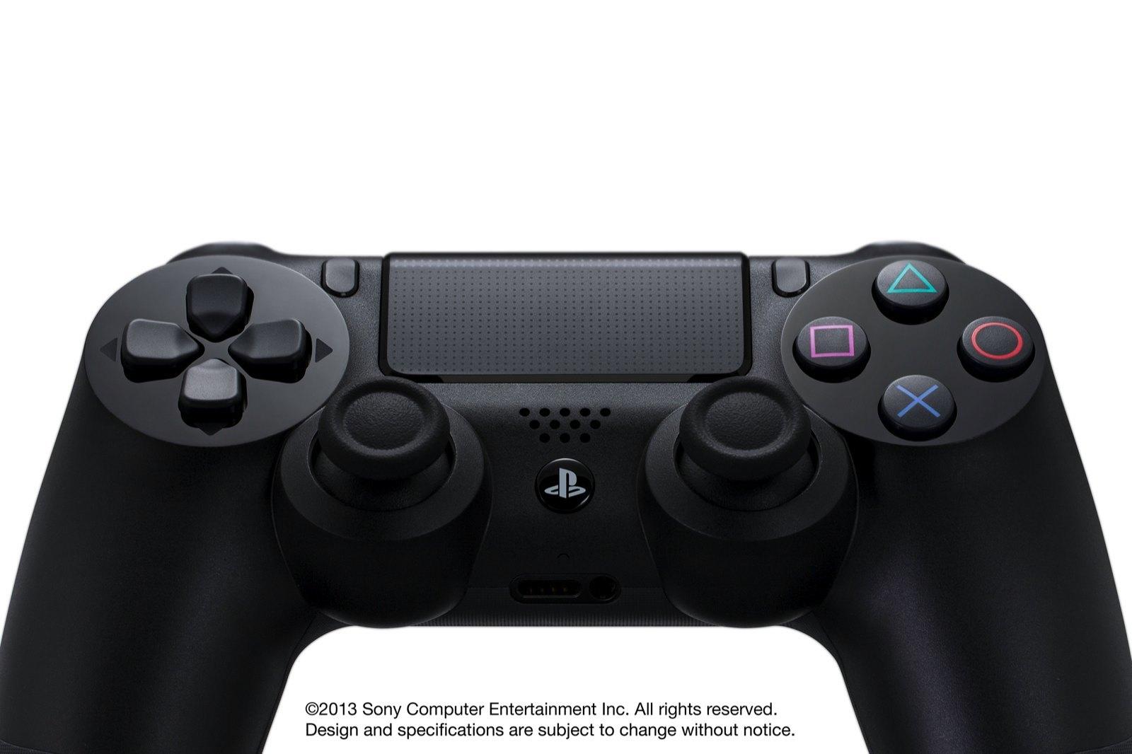 Foto de DualShock 4, el nuevo mando de PS4 (10/14)