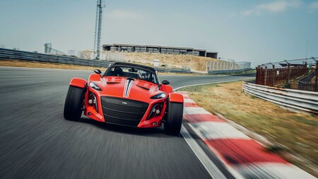 Donkervoort D8 Gto Jd70 R