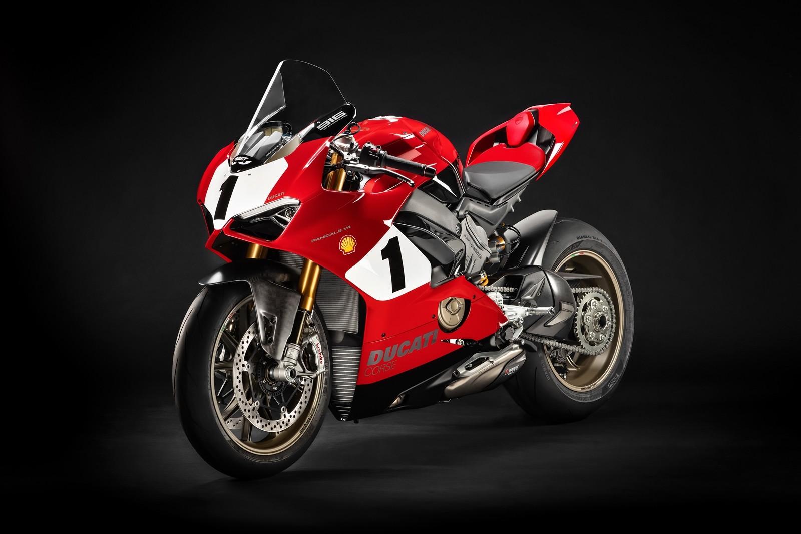 Foto de Ducati Panigale V4 25° Anniversario 916 (12/73)