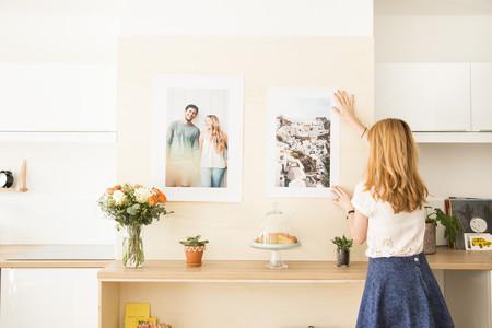 Tus fotos favoritas convertidas en posters o murales para decorar la pared: seis ideas