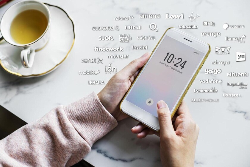 Las mejores tarifas de móvil y fibra en marzo de 2021