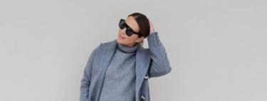 Abrigo de Primark y pantalones vaqueros de H&M: así es el el último look premamá de Paula Echevarría
