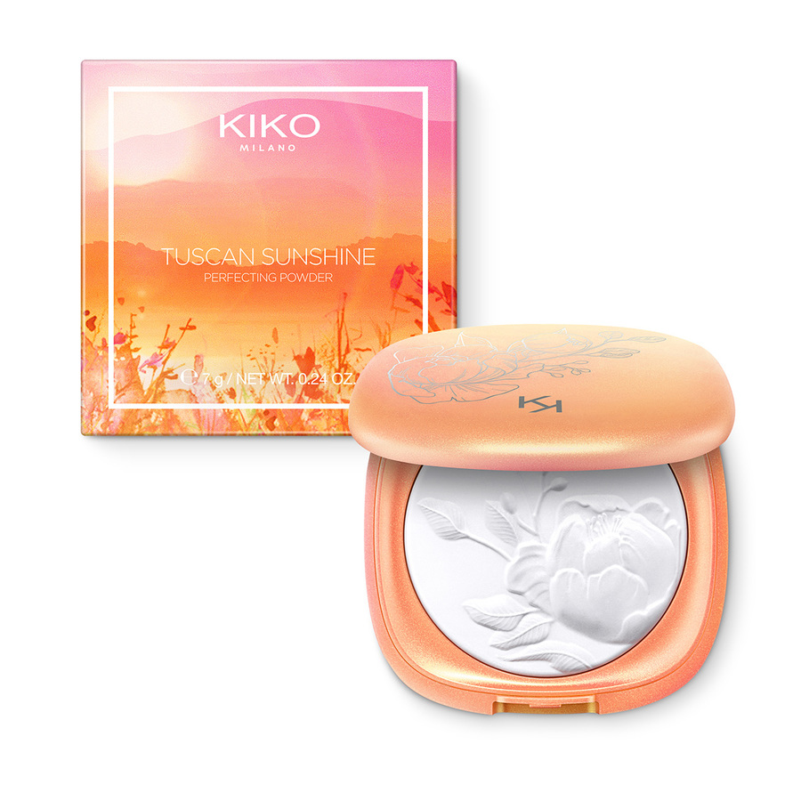Tuscan Sunshine Perfecting Powder