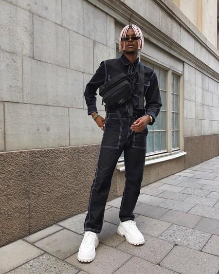 El Mejor Street Style De La Semana Asi Se Vive La Moda En La Fashion Week De Estocolmo 09