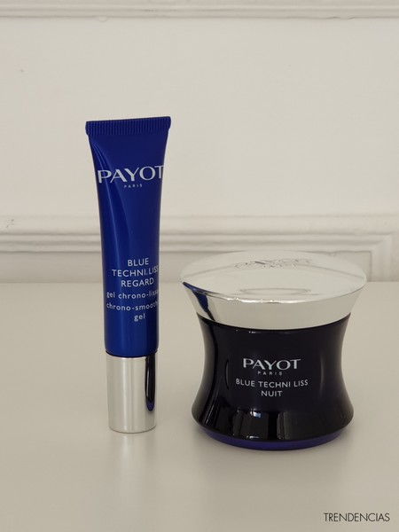 review payot blue techni liss
