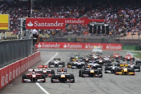 GP de Alemania 2010: Red Bull ya no es la referencia
