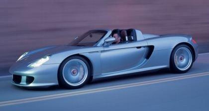Porsche Carrera GT, hoy le llega su fin