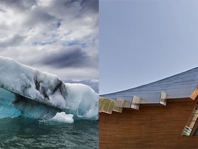 'Como dos gotas de poesía', un proyecto que hermana la fotografía de naturaleza y la de arquitectura con la palabra en verso