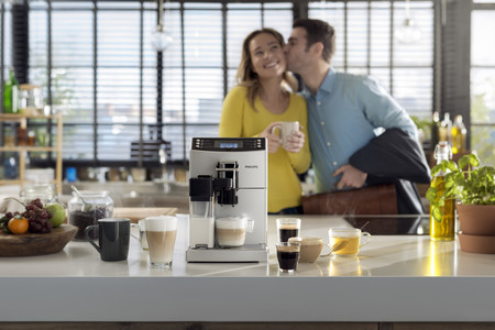 Cafetera Philips Serie 4000 Cafe Au Lait Ep4051 Lifestyle01