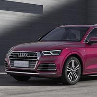 El Audi Q5L es el primer SUV de batalla larga de Audi, y es un producto exclusivo para China