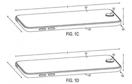 Una patente de Apple apunta a un botón de Inicio que también es un joystick