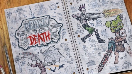Drawn to Death gratis con PlayStation Plus durante su lanzamiento en abril