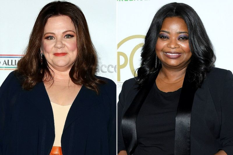 Melissa McCarthy and Octavia Spencer will star