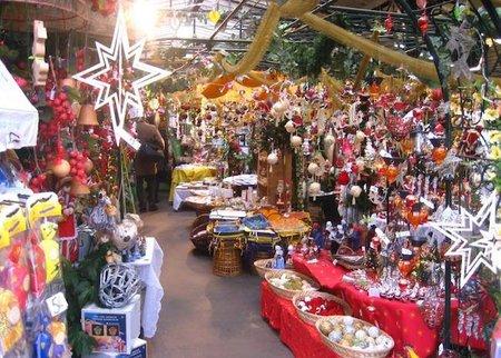 Los mercadillos de Navidad en París