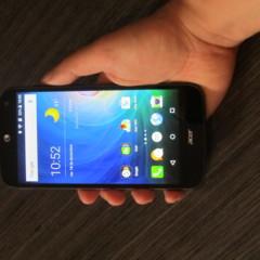 Foto 2 de 11 de la galería acer-liquid-z630 en Xataka Android