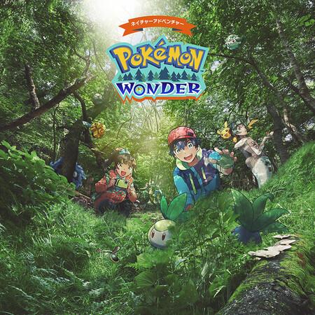 Pokemon Wonder Parque Natural Tematico Japon
