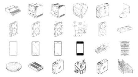 Las 313 patentes de Steve Jobs