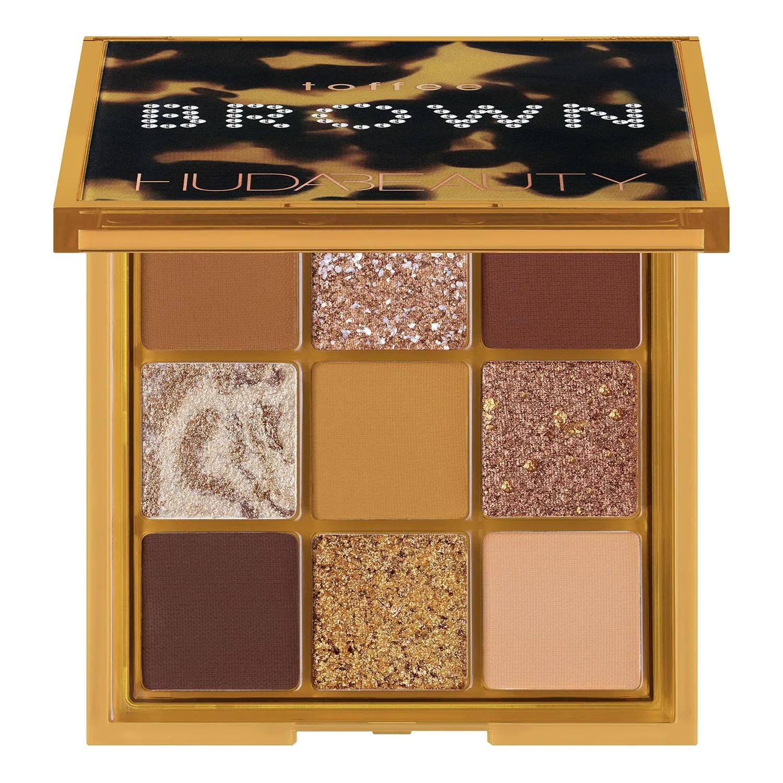 Brown Obsessions de Huda Beauty