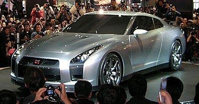 Desvelado el Nissan GT-R