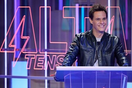 'Alta tensión' regresa con Christian Gálvez: Mediaset ya graba la nueva versión del concurso
