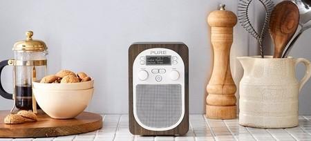 Evoke D2, la nueva radio con sabor retro de Pure