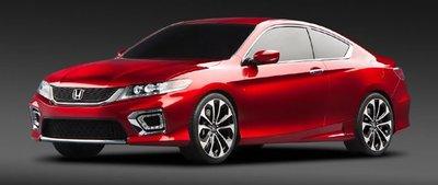 Honda resucitará el Accord híbrido en 2013