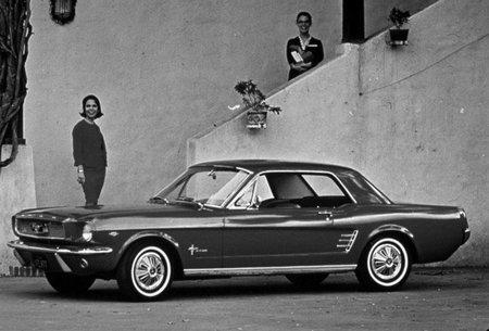 35 años de ausencia de su Ford Mustang GT del 66