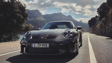 Porsche 911 GT3 Touring 2022, la versión más recatada de la gama, aunque con el mismo espíritu