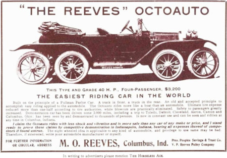 1911 Reeves Octoauto