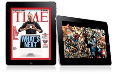 Revistas iPad