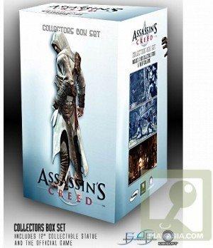 Assassin's Creed Edición Coleccionista con figura incluída se puede reservar ya