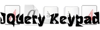 jQuery Keypad, widget para visualizar teclados virtuales