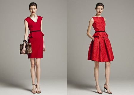 CH Carolina Herrera es la nueva Lady in Red