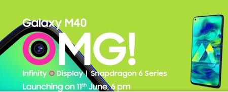 Samsung Galaxy M40 3