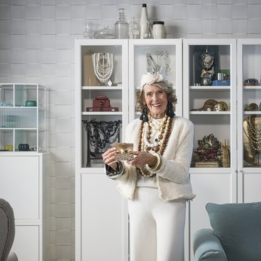 SAMMANHANG es la nueva colección de IKEA diseñada para amar y exhibir (sin complejos) tus cosas