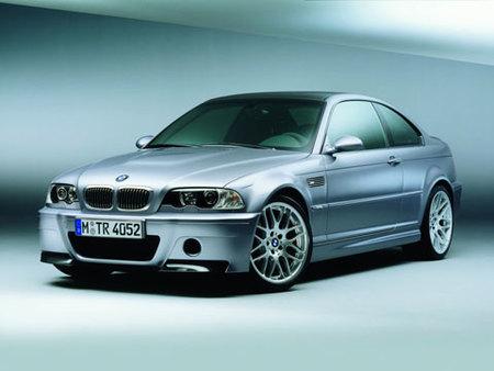 Detalles del BMW M3 CSL E92