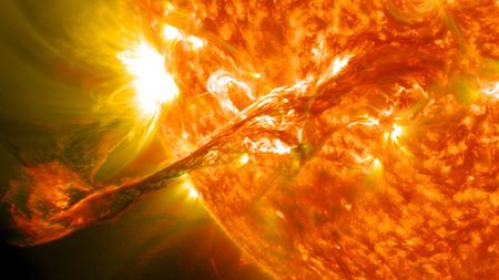 Detectan la primera erupción masiva de una estrella que no es el Sol: buena y mala noticia para posibles exoplanetas habitables