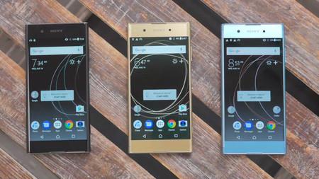 Del Z5 Compact al XZ1 Compact: todo lo que cambia en la apuesta de Sony por los móviles compactos