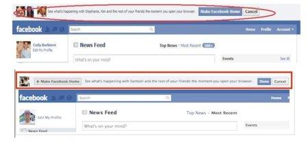 Facebook quiere convertirse en tu página de inicio