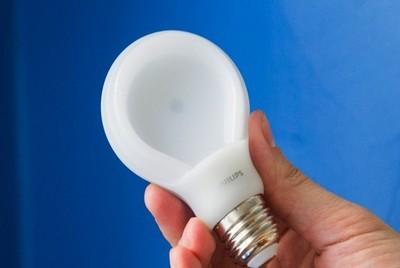 Philips SlimStyle: las nuevas bombillas LED planas que prometen hasta 22 años de uso