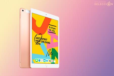 128 GB y conexión 4G: el iPad de entrada de Apple más vitaminado con descuentazo de 90 euros en Amazon, ¡precio mínimo histórico!