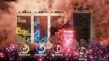 Tetris Effect: Connected nos desafiará a resolver sus puzles en Xbox One, Xbox Series y Windows 10 en noviembre