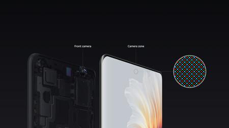 Xioami Mix 4 Pixeles
