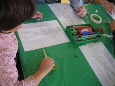 Hasta febrero del 2012 se pueden visitar los talleres del Museo ABC de dibujo e ilustración
