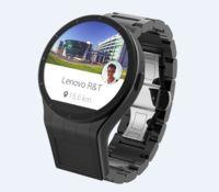 Dos pantallas en un smartwatch: Lenovo cree que es una buena idea y tiene un concepto