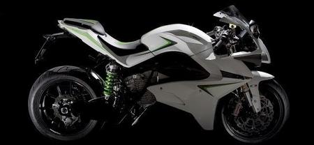Energica 2013, la moto eléctrica Italiana